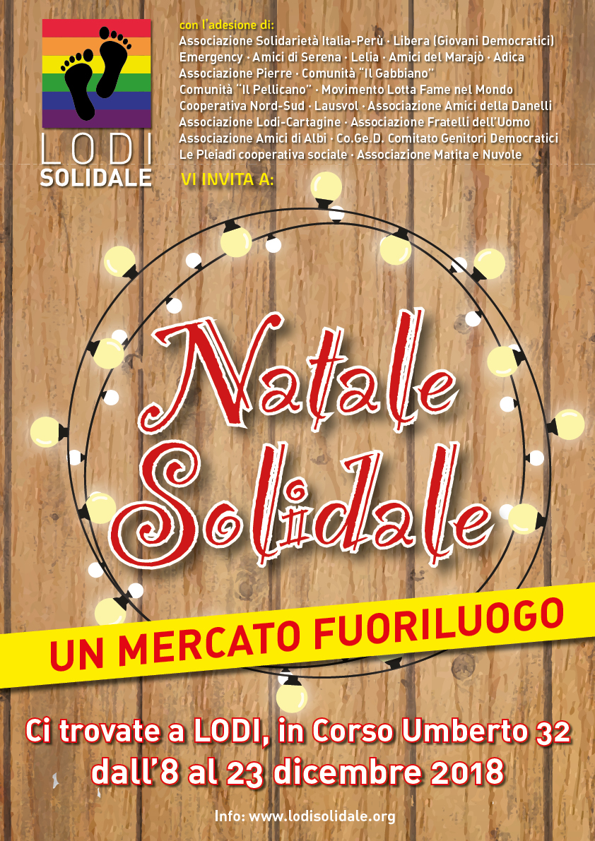 Natale Solidale 2018
